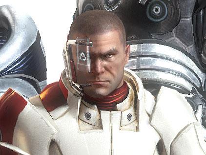 Mass Effect 2 na PS3 czyli przyszłość gier