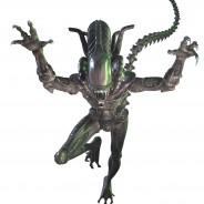Kolejne podejście do Aliena