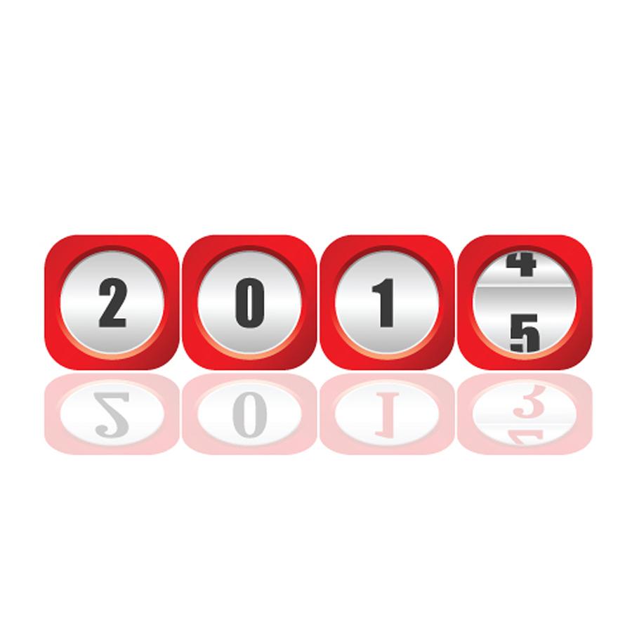 Szczęśliwego 2015!