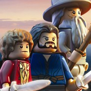 Lego Hobbit – I see fire