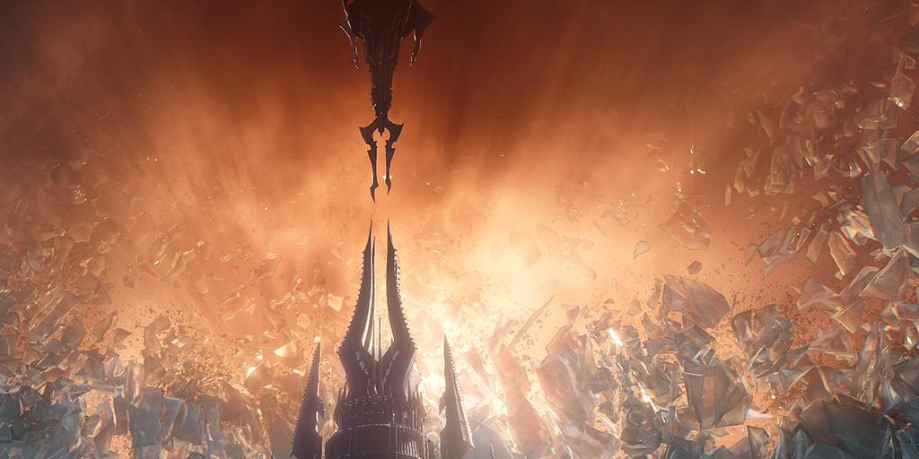 World of Warcraft: Shadowlands – cienista dolina