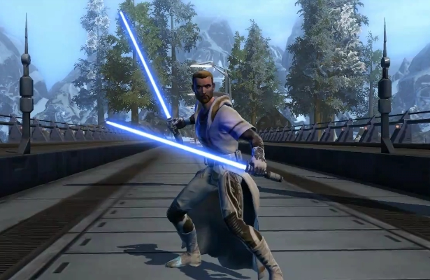 Star Wars: The Old Republic – dziecko gra…